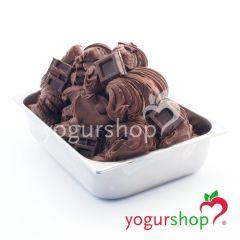 Helado Sin Lactosa Sabor Chocolate 14.4 kg