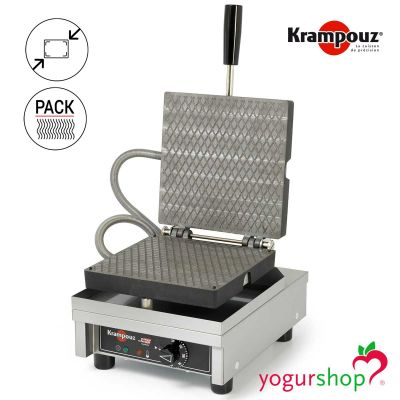 Máquina para cucuruchos Krampouz WECAPC