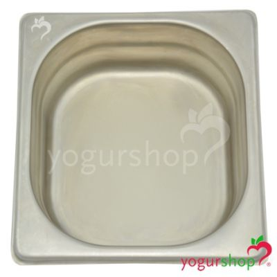 Gastronorm Inox 18/10 de 1/6 200 mm