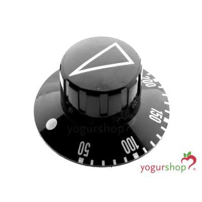 Recambio botón regulador crepera eléctrica Krampouz