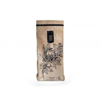 Cafe Sierra Negra de Mexico en grano 1 kg