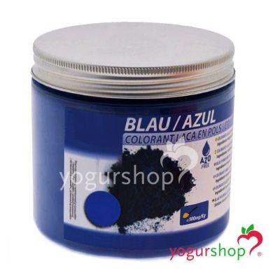 Colorante Azul Laca en Polvo 200 g