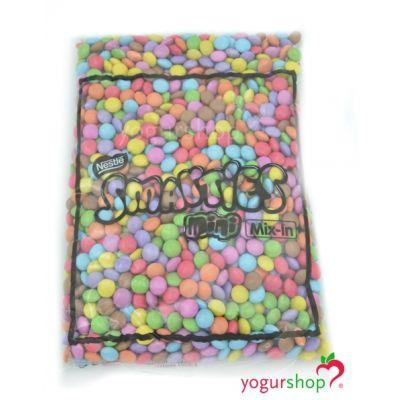 """Nestlé Topping Pastilhas de Chocolate Cor  """"MiniSmarties"""" 8 kg"""