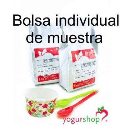 Yogurt Helado en Polvo Yogufruta