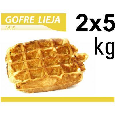 Gofre Belga en Polvo Lieja Gofrelino® Caja 2 x 5 kg