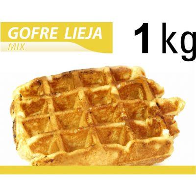 Muestra Gofre Belga en Polvo Lieja Gofrelino® Bolsa 1 kg