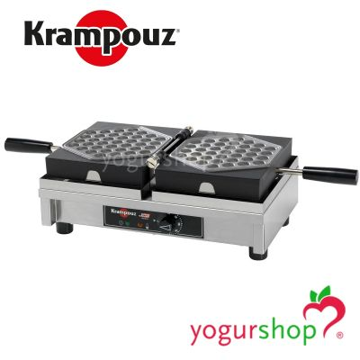 Máquina deBubble Waffle o Waffle combolhas Krampouz  WECAUA