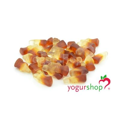 Topping Haribo Mini Cola en Yogurshop