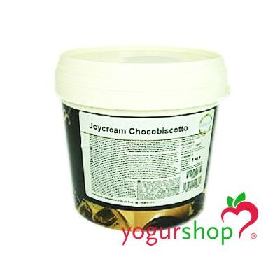 Molho de Chocolate Joycream Chocobiscotto Balde 5 kg