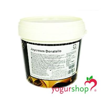 Crema Chocolate Blanco Joycream Donatello Bote 5 kg