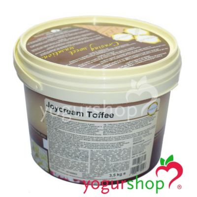 Joycream Toffee Bote 3,5 kg