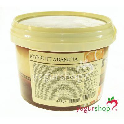 Molho Marmoreado Joyfuit Laranja Balde 3.5 kg