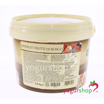 Molho Joyfruit Frutos do bosque Balde 3.5 kg