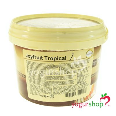 Molho Marmoreado Joyfruit Tropical Balde 3.5 kg