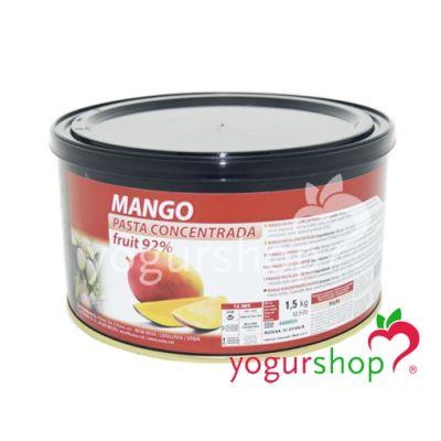 Pasta Concentrada Mango Bote 1,5 kg