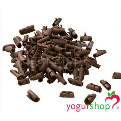 Rizos de Chocolate Negro 4 kg