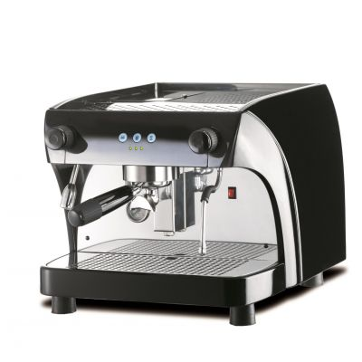 Cafetera Ruby Pro 1 GR negro