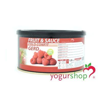 Molho Fruit & Sauce de Framboesa balde 1.5 kg