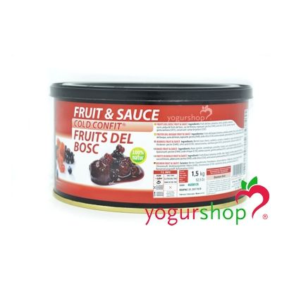 Salsa Frutos del Bosque Fruit & Sauce 1.5 kg