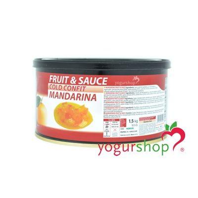 Salsa de Mandarina Fruit & Sauce 1.5 kg