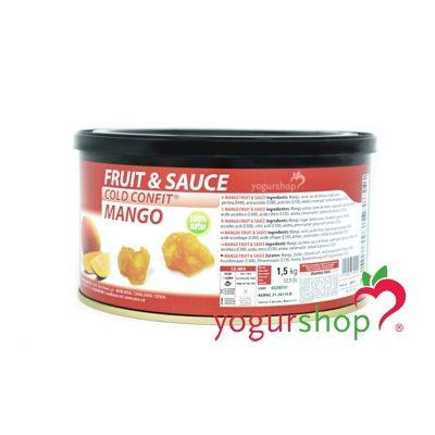 Salsa de Mango Fruit & Sauce 1.5 kg