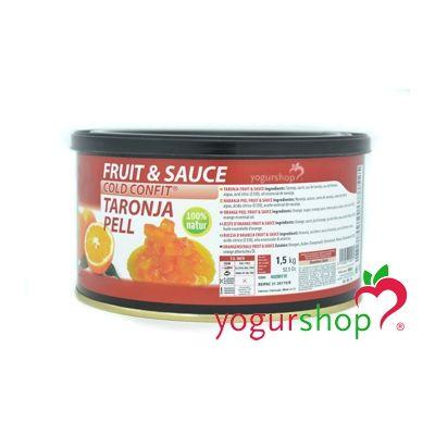 Molho Fruit & Sauce de Laranja balde 1.5 kg