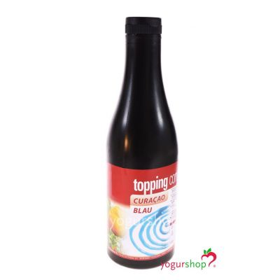 Topping Curaçao Botella 1,4 kg
