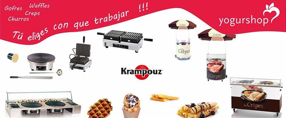 Maquinas Krampouz